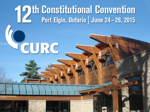 CURC 12th Constitutioonal Convention