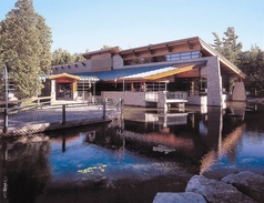 The CAW Family Education Centre in Port Elgin, ON.