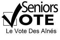 Seniors Vote logo