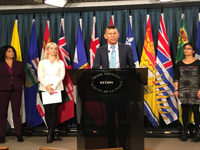 CLC President Hassan Yusseff calls for pharmacare